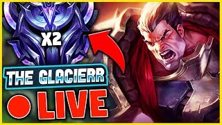 THEGLACIERR | 80% WINRATE IN DIAMOND (LEARN TO CLIMB) - League of Legends