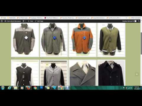 Uploading products in Wordpress Gallery by MYEASYPC