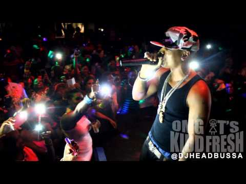 Plies Live at the Castle in Kissimmee (4.19.13)