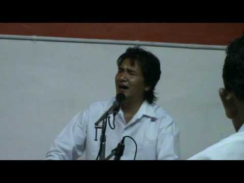 Sri Ajnish Rai sings Guru Deva Priya Deva Sai Deva Daya Maya Video