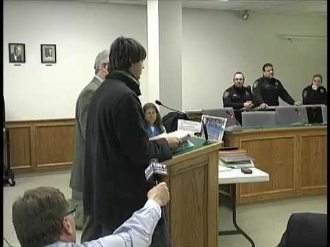 IAN SLOAN SPEAKS AT DRONE TRIAL SENTENCING