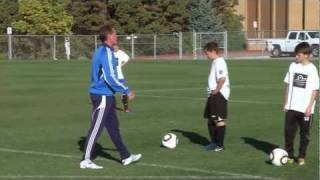 Soccer Training - Passing Drills 2