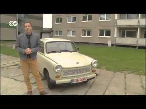 Тест-драйв: Trabant - легендарный олдтаймер из ГДР