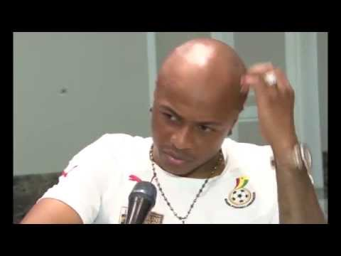 Gary's Vlog Episode 5: Sitting Down with Andre Ayew