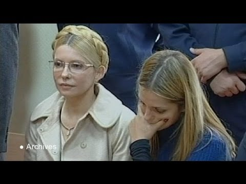 Prison transfer for Ukraine ex-PM Tymoshenko