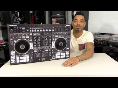 Roland DJ-808 Controller Review Video
