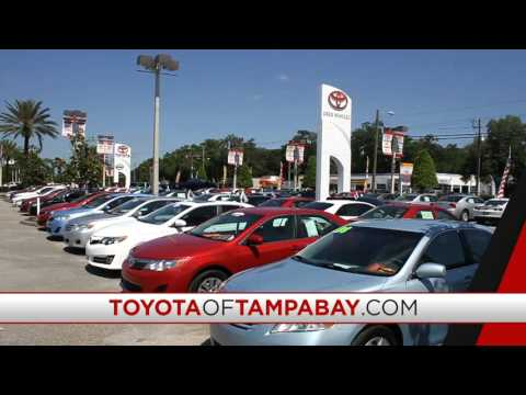 Toyota of Tampa Bay - Used Car - Over 200 vehicles to choose from!