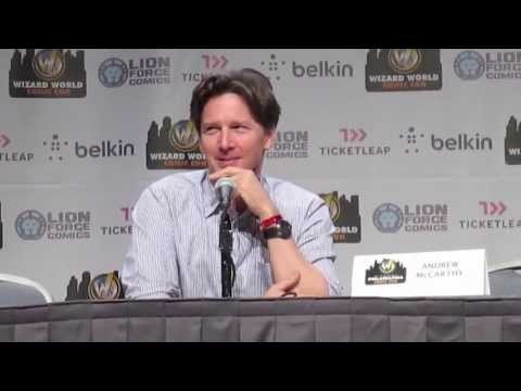 Andrew McCarthy Q&A Philly Comic-Con 2013