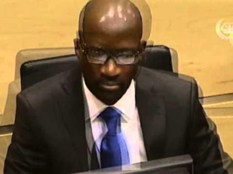 AFRIQUE2050  - DIASPOLITIK - Que pense la diaspora de la prestation de Ble Goude   04 OCT 2014