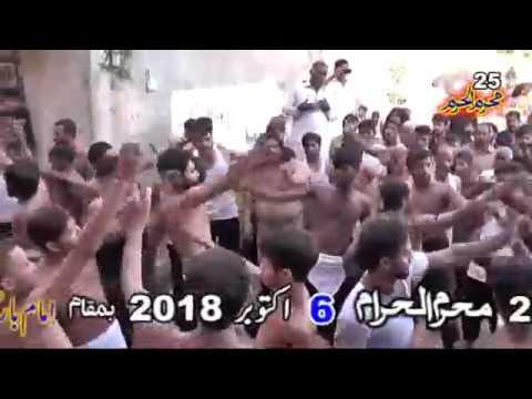 Matam | 25 Muharram 2018 | Khewa Hayat Gher Gujrat ( www.GujratAzadari.com)