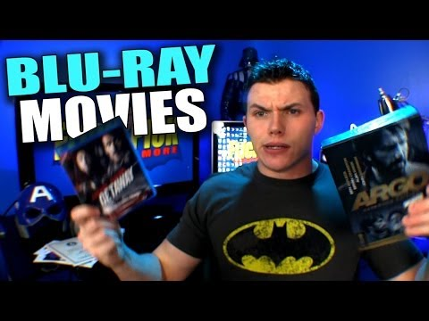 New BLU-RAY Movies