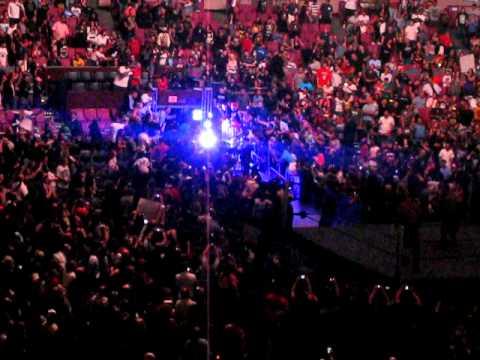 Undertaker Entry Wwe Smackdown World Tour New York City Madison Square Garden 2010 video