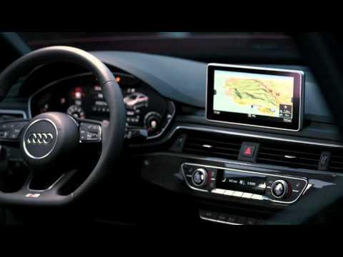 Audi S4 Limousine - Interior Design Trailer | AutoMotoTV
