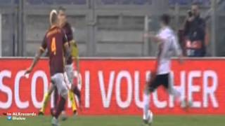 AS Roma vs Bayer Leverkusen 3 2 All Goals Champions League 04 11 2015