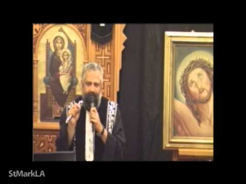 God Loves me (English Sermon) Fr. Gregory Bishay