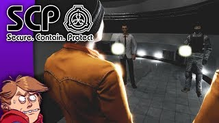 [Criken] SCP Secret Laboratory : It's SCP Night Boys