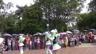 香港迪士尼樂園飛天巡遊20140703153748 Hong Kong Disneyland FLIGHTS FANTASY Parade