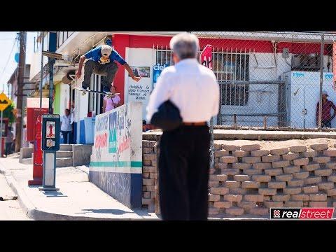 Vincent Alvarez | X Games Real Street 2017