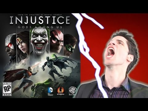 Injustice: Gods Among Us game review