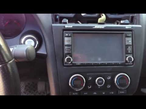 2009 Nissan Altima Radio Install How To Save Money And Do It Yourself