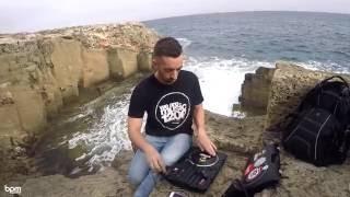 DJ KAJHY - Handy Trax Cuts in Cala Murada Beach (Mallorca)