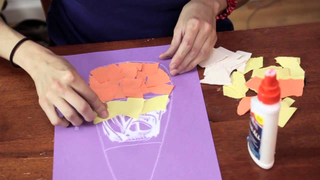 Halloween Crafts For Preschoolers To Make