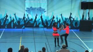 Sofia Rieger & Benedikt Reiter - Hupfadn Turnier 2015