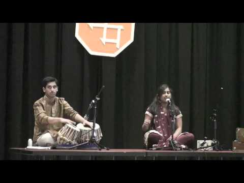 Chaitradhun 2012 Final Round: Jivalaga Rahile Re by Gayatri...