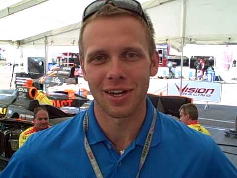 Ed Carpenter's Video Blog: Edmonton Friday Recap Edition