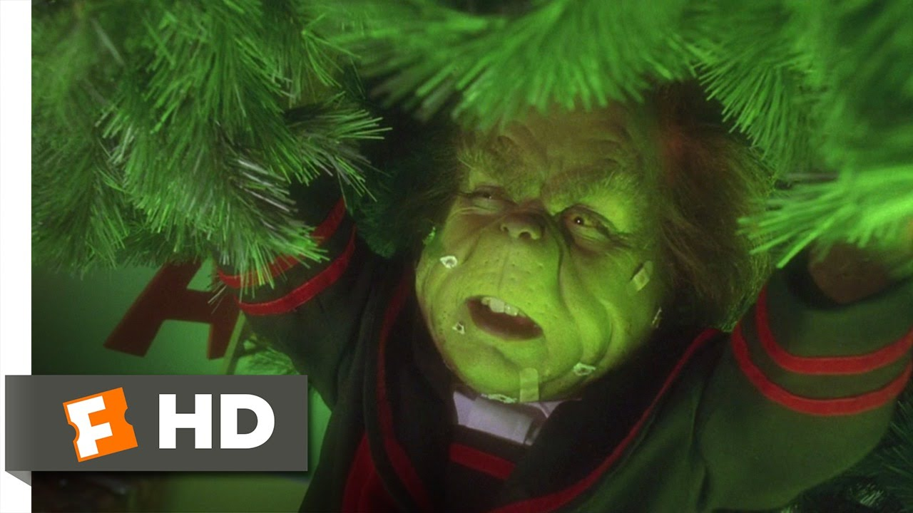 How the Grinch Stole Christmas Little Grinch In School