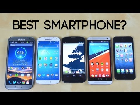 What Are The Best Smartphones?