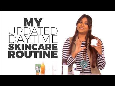 My Updated Daytime Skincare Routine