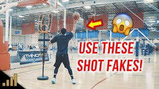 How to: Use These Head Fakes and Shot Fakes to DESTROY Your Defenders in Basketball!