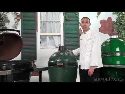 Big Green Egg® & Kamados Comparison and Overview