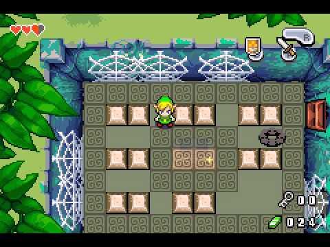 The Legend of Zelda - The Minish Cap - Legend of Zelda mc playthrough - User video