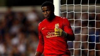 Fabrice Ondoa | Best Saves | Cameroon + Barcelona B