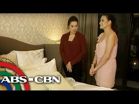 A look at Bea Alonzo's bedroom