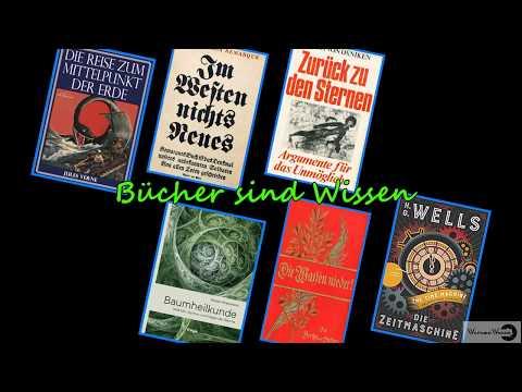 Bücher sind Wissen