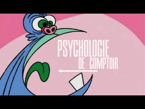 PSYCHOLOGIE DE COMPTOIR - LES ZINZINS DE L'ESPACE #0 (REUPLOAD)