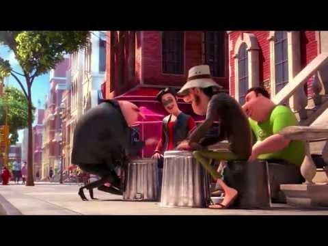 Videoclip :: Gru Feliz Mi Villano Favorito 2