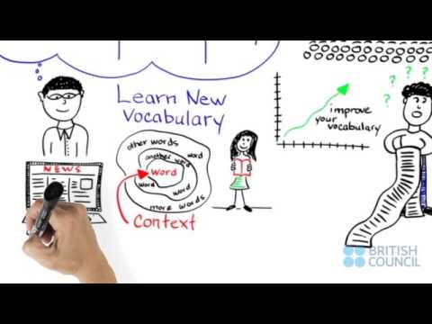 Improve English for the IELTS Speaking test  : Lexis & vocabulary.wmv