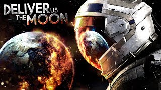 THE EARTH HAS GONE DARK...AND THERE IS NO HOPE LEFT - Deliver Us The Moon Gameplay Part 1