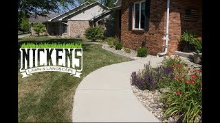 Simple Landscape Renovation   Quick and Easy
