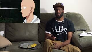 REACTION to One-Punch Man Season 2 - Official Announcement