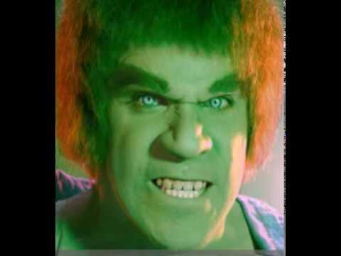 hulk transformation - YouTube