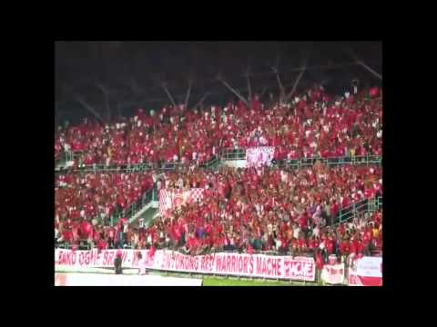 A short film combining the pictures and video Kelantan supporters known as The Red Warriors. Gomo Kelate Gomo!! maaf la hok terambik gambar nge video tuh. mi...