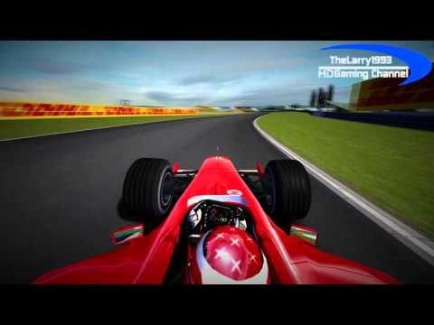 Happy Birthday Michael Schumacher - rFactor Magny Cours 2002