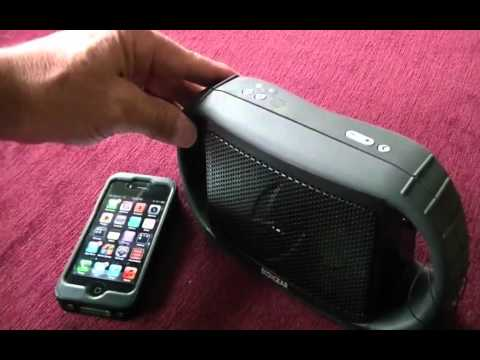 Review ECOXBT bluetooth speaker by ECOXGEAR