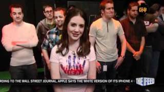 Alison Brie on Attack of the Show [2011-04-14]