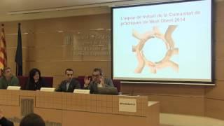 Avaluació I, de les condicions i dels processos de treball en medi obert. Miquel Arboix